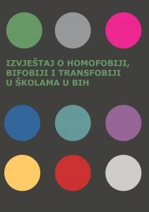 Naslovna Izvjestaja o homofobiji u skolstvu