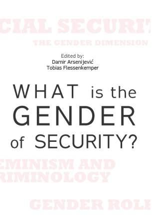 naslovnica What is the gender of security