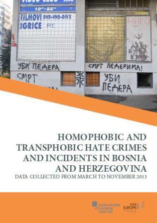 homofobni i transfobni incidenti i zlocini iz mrznje ENG