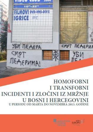 naslovnica homofobnih i transfobnih zlocina iz mrznje