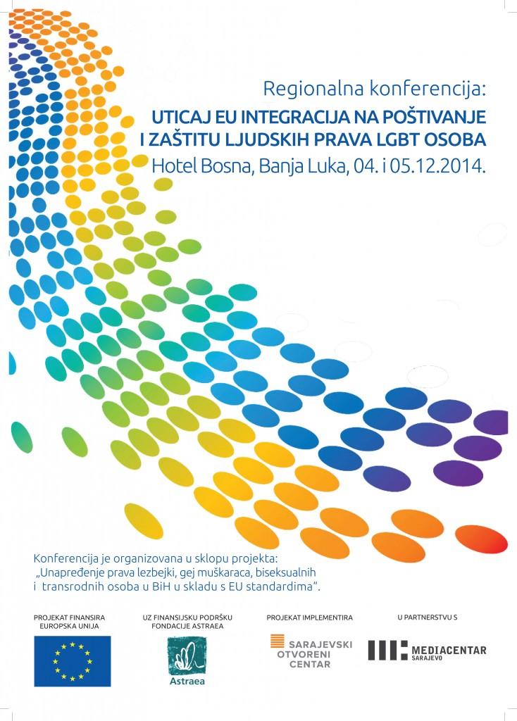 Poster za konferenciju u BanjaLuci