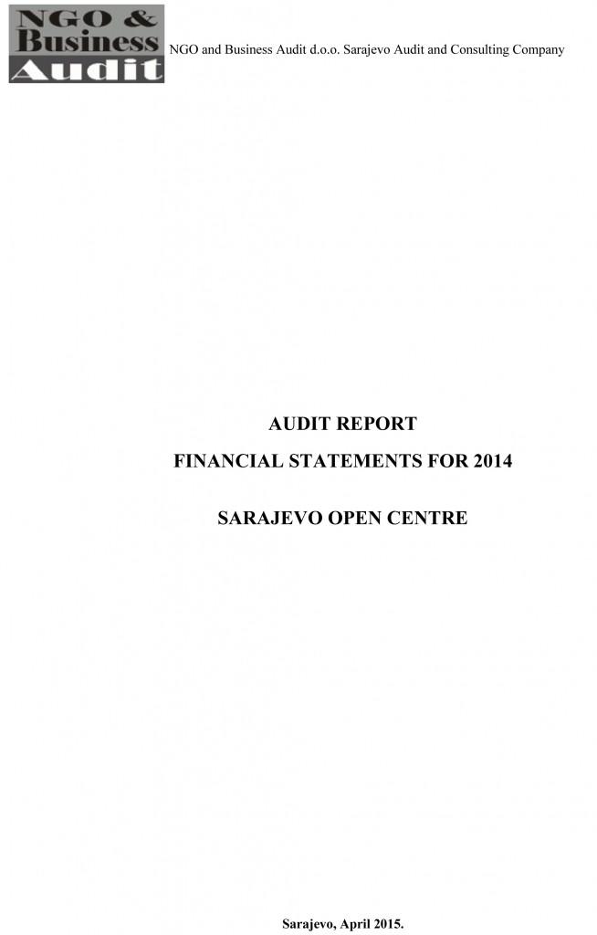 SOC final audit report for 2014 signed