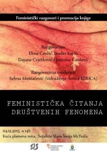 pozivnica_feministicki razgovori i promocija knjige