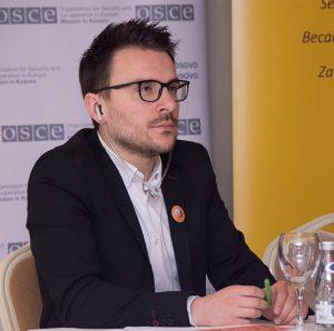 Saša Gavrić: ''BiH je neophodan novi pristup politici i javnim politikama, gdje će se u fokus staviti samo građani i građanke, u svim njihovim različitostima, i samo tada možemo očekivati konkretne rezultate.''